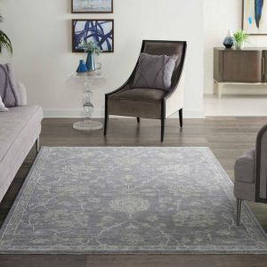 Infinite IFT04 Charcoal Rug by Nourison