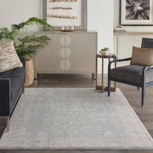 Infinite IFT05 Blue Rug by Nourison