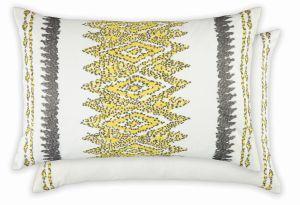 Kaimana Citron WYC04704X Cushion by William Yeoward