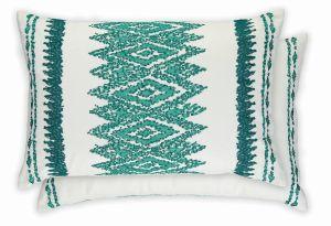 Kaimana Jade WYC04707X Cushion by William Yeoward