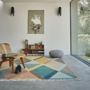 Kashba Jewel 48307 Wool Rug by Brink & Campman