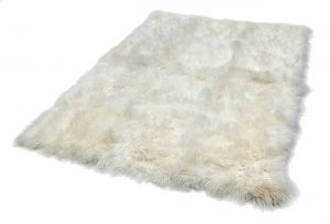 Mantra Pearl Plain Wool Rug by Katherine Carnaby