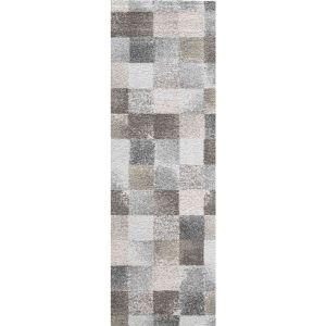 Mehari 023 - 02456262 Natural Geometric Runner by Mastercraft