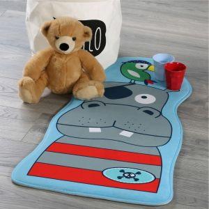 Mila MIK 143 Hippo Kids Rug by Obsession
