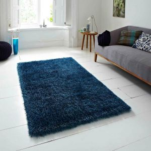 Monte Carlo Blue Rug By Think Rugs