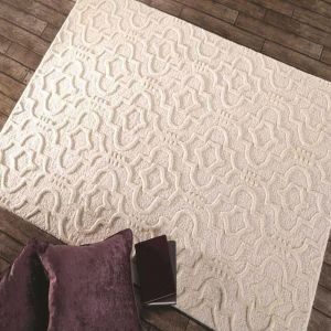 Moorish Marrakech Cream Handmade Rug By Flair Rugs 1
