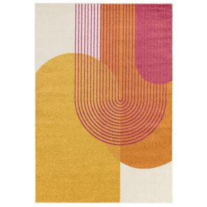Muse MU13 Multi Abstract Rug by Asiatic