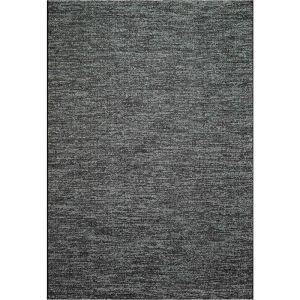 Nomad 026 - 00043262 Charcoal Plain Rug by Mastercraft