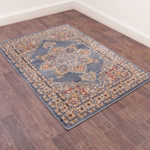 Orient 8917 Navy Traditional Rug by Ultimate Rug