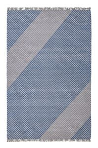 Oslo OSL701 Pacific Striped Rug by Concept Looms