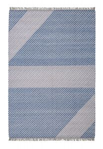 Oslo OSL702 Pacific Striped Rug by Concept Looms