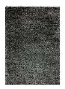 Payton Charcoal Plain Rug by Asiatic