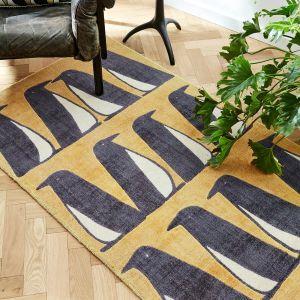 Pedro 023406 Dandelion Wool Rug by Scion