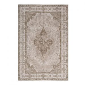 Retro Sand Traditional Rug by ITC