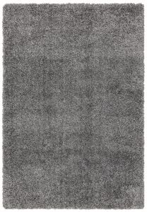 Ritchie Grey Shaggy Rug by Asiatic