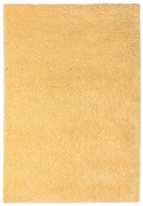 Ritchie Yellow Shaggy Rug by Asiatic