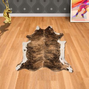 Rodeo Cowhide Exotic Medium Abstract Rug By Asiatic