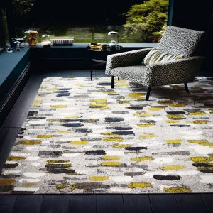 Romo Murano Sunflower RG8740 Rug by Louis De Poortere