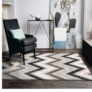 Romo Scala Natural RG2002 Rug by Louis De Poortere