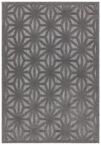Salta SA01 Anthracite Rug by Asiatic