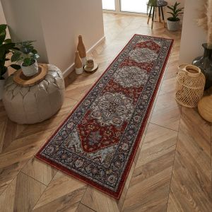 Sarouk 1144 R Traditional Runner by Oriental Weavers
