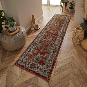 Sarouk 53 R Traditional Runner by Oriental Weavers