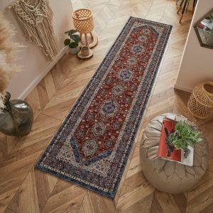 Sarouk 8022 E Traditional Runner by Oriental Weavers