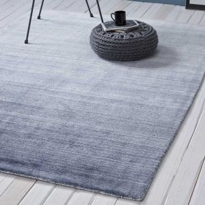 5309 Shadow Blue Wool Rug by ITC