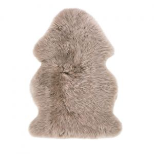 Sheepskin Camel Rug by Luxor Living