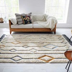 Solitaire Beau Multi Rug by Flair Rugs