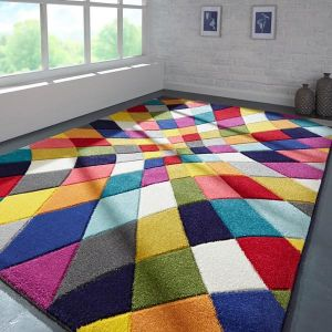 Spectrum Rhumba Multi Rug By Flair Rugs