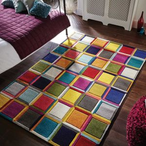 Spectrum Waltz Multi Rug by Flair Rugs