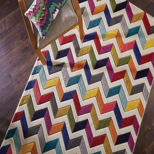 Spectrum Bolero Multi Rug by Flair Rugs