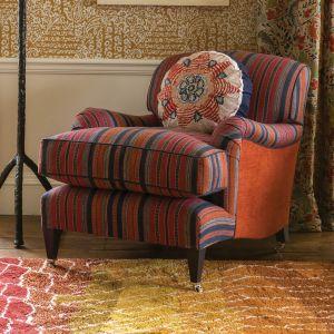 Stromboli Desert Handtufted Wool Rug by William Yeoward