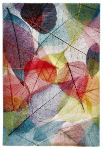 Sunrise 22368 Multi Nature Print Rug by Think Rugs