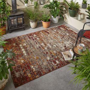 Terra Nova Brick Outdoor Rug by Oriental Weavers