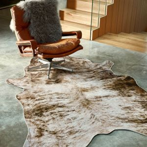 Texas Grey Abstract Rug by Asiatic