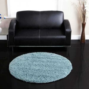 Ultimate Comfort Duckegg Circle Rug By Ultimate Rugs 1