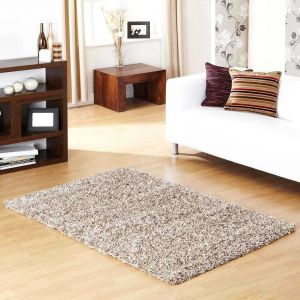 Indulgence Shaggy Latte Rug By Ultimate Rug