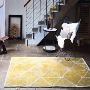 Villa Nova Haldon Ochre RG2016 Rug by Louis De Poortere