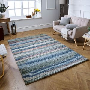 Vista Multi Wool Rug by Oriental Weavers
