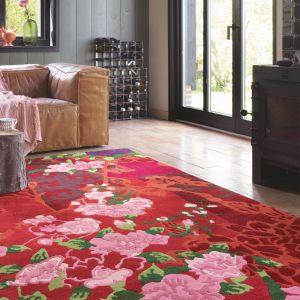 Yara Garland 133300 Wool Rug by Brick & Campman