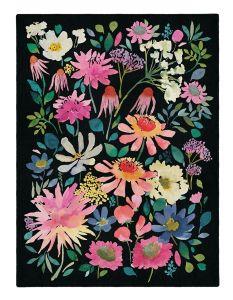 Zinnia 016505 Designer Rug by Bluebellgray